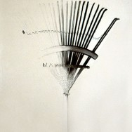 Rake, pencil, charcoal 1999 2011, PPCD, LLC