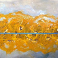 Autumn Rhythm, 1984, oil on canvas 2011, PPCD, LLC