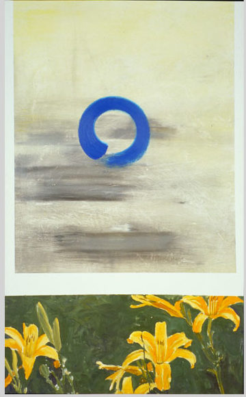 Ko-an, 1997, oil on canvas, ©2011, PPCD, LLC