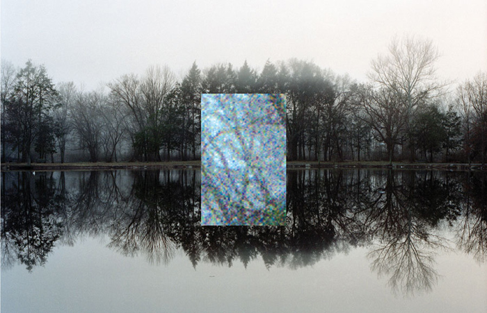 CBP (Cedar Brook Park) -1, digital print, © 2011 Paul Pinkman