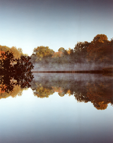 October Evening, 1999-2000, digital print, 2011, PPCD, LLC