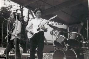 Paul X. O. Pinkman, around age 17