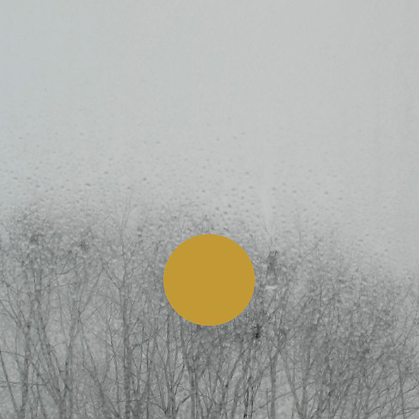 Skylight series: Mist on gray, Digital print