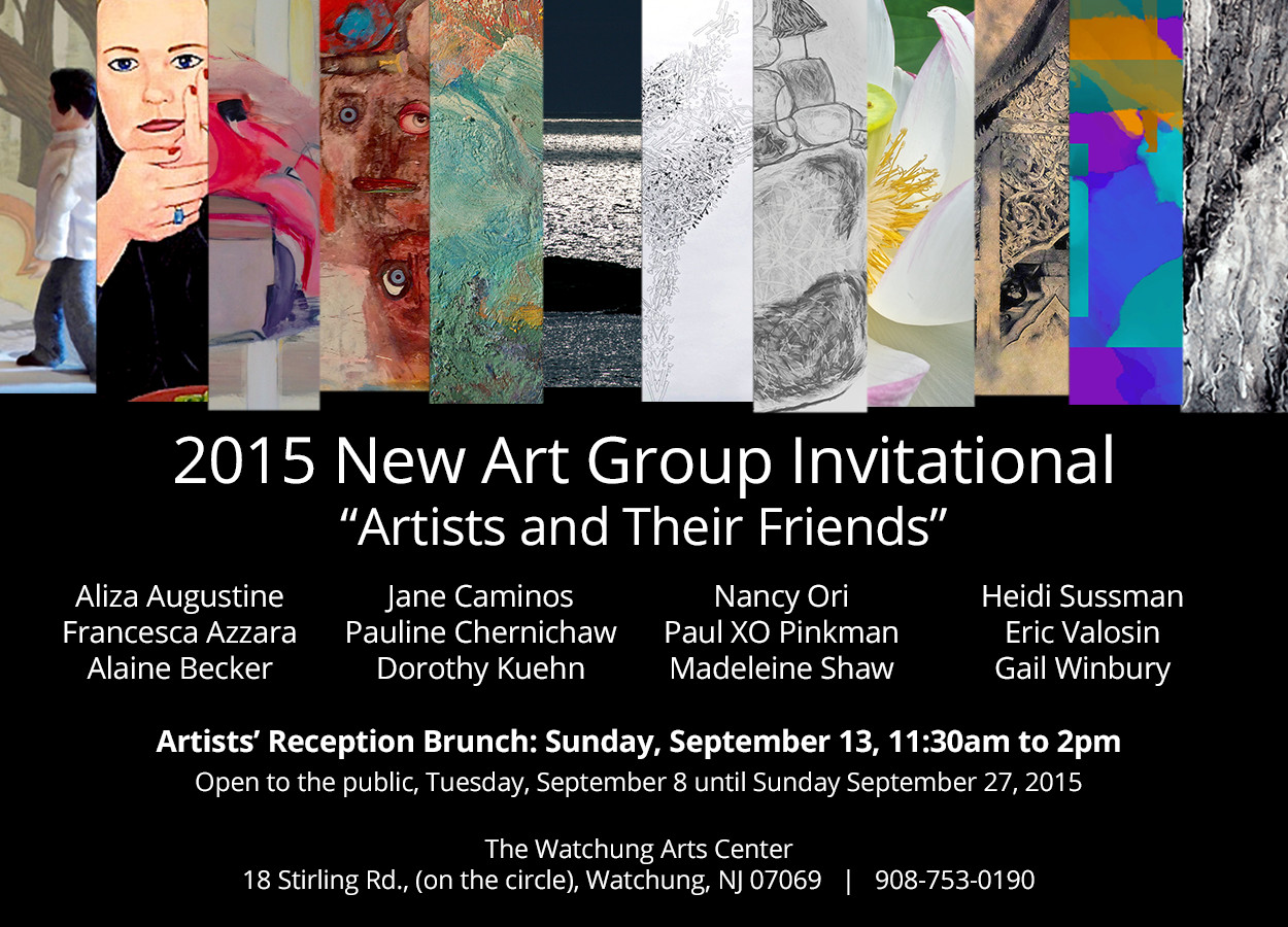 2015 Invitational Opens at Watchung Arts Center