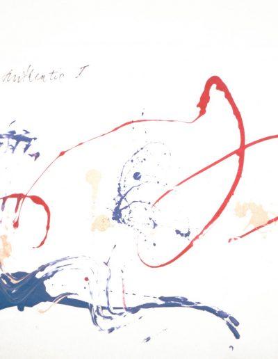 The Authentic I: Paul Edward Pinkman. Tempera on paper. 48x60.